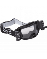 Fox AIRSPACE STRAY ROLL OFF GOGGLE Black