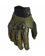 Fox Bomber Glove Fatigue Green