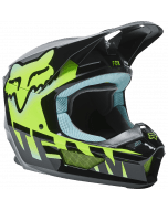 Fox V1 Trice Helmet Teal