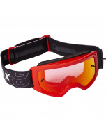 Fox Youth MAIN PERIL GOGGLE - SPARK Fluorescent Red