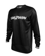 Gear2win Jersey Black White