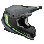 Thor Helmet Sector Mips Runner Gray/Teal