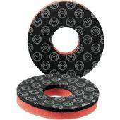 DUAL LAYER GRIP DONUT BLACK/RED