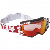 Fox VUE NOBYL GOGGLE - SPARK Flame Red