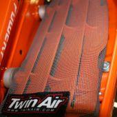 Twin Air MX Radiator netje HONDA CRF450R/X 17-..