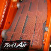 Twin Air MX Radiator netje KX85 14-.. (SINGLE RADIATOR)