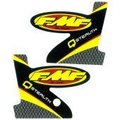 FMF - Q STEALTH Vervangings sticker