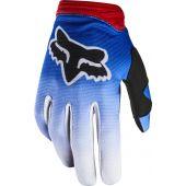 Fox Womens Dirtpaw FYCE Glove Blue Red