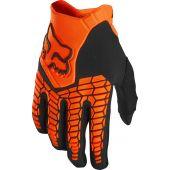 Fox Pawtector cross handschoenen Fluo oranje