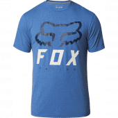 Fox Heritage Forger SS Tech Tee Heather Roy