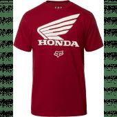 Fox Honda SS t-shirt Rood