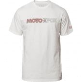 Fox Hi Speed SS T-Shirt Optic White