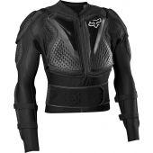 Fox Titan Sport Fullbody Bescherming zwart