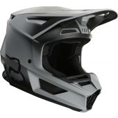 Fox Jeugd V2 VLAR Cross helm mat zwart