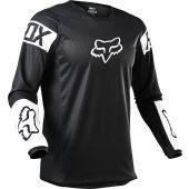 Fox Youth 180 REVN Jersey Black/White