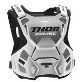 Thor S8 Guardian MX Borstbescherming Wit Zwart