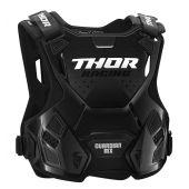 Thor S8 Guardian MX Borstbescherming Zwart