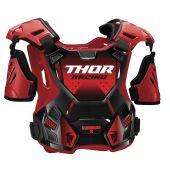 Thor Jeugd Guardian Bodyprotector Motorcross bescherming Rood Zwart