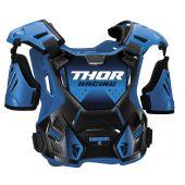 Thor Jeugd Guardian Bodyprotector Motorcross bescherming Blauw Zwart