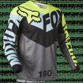 Fox 180 TRICE JERSEY Petroleum XXL