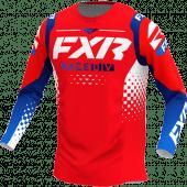 FXR Revo LE MX Jersey Legacy Red/Blue