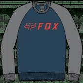 Fox apex crew fleece Donker Indigo
