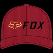 Fox apex flexfit Pet Rood Zwart