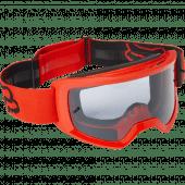 Fox MAIN STRAY GOGGLE Fluorescent Red