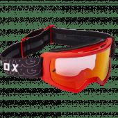 Fox MAIN PERIL GOGGLE - SPARK Fluorescent Red