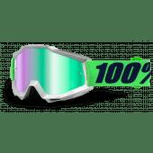 100% ACCURI crossbril NOVA spiegel groen