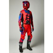 Fox Youth 180 OKTIV Fluo Red Gear Combo