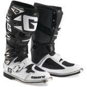 Gaerne Crosslaarzen SG-12 Wit Zwart