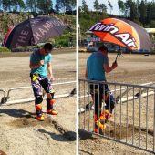 Twin Air Paraplu