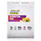 Ryno Power - Hydration Fuel Fruit Punch Electrolyte Drink Mix | Single Serving