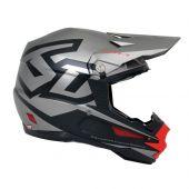 6D Helmet ATR-1Y Macro Titanium