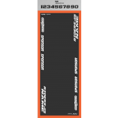 Gear2win Gepersonaliseerde Milieu Mat Design 2