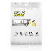 Ryno Power - PROTEIN Premium Whey Vanilla Powder | Single Serving