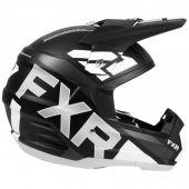 FXR Torque Team Helmet Black/White
