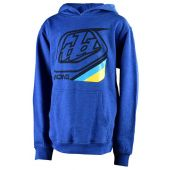 Troy Lee Designs precision 2.0 pullover Youth Royal Heather