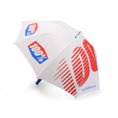 100% Witte Paraplu