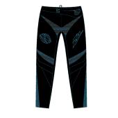 Zulu - Volwassen BMX Broek Shield Blauw
