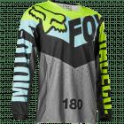Fox Jeugd 180 TRICE JERSEY Petroleum YL